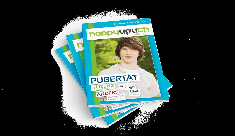 HappyYouth-Magazin für Jungs