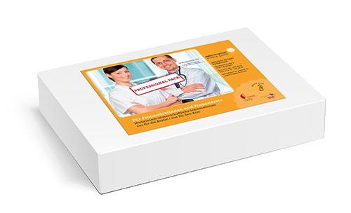 Professional Pack for gynaecologists