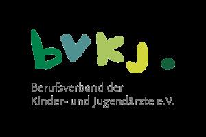 Logo des Berufsverbandes der Kinder- und Jugendärzte e.V. (BVKJ)